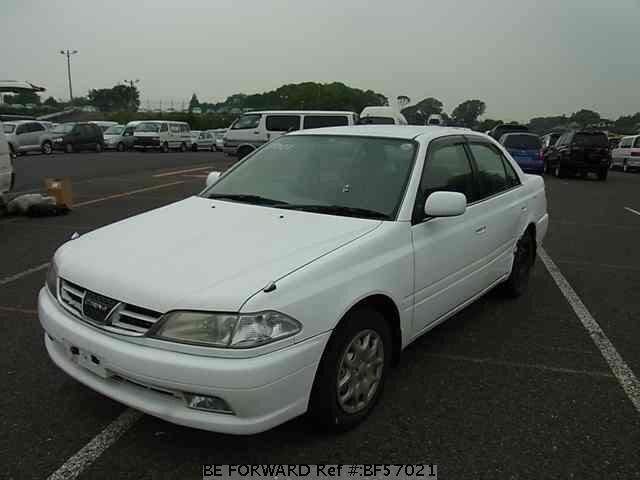 Used 1999 TOYOTA CARINA BF57021 for Sale