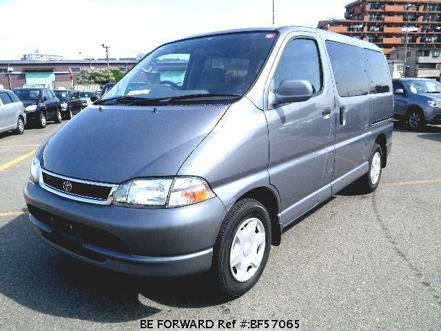 Used 1996 TOYOTA GRANVIA BF57065 for Sale