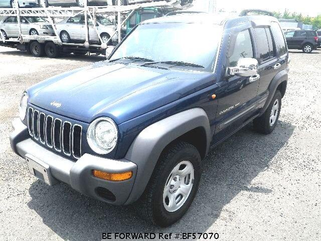 Used 2003 JEEP CHEROKEE BF57070 for Sale