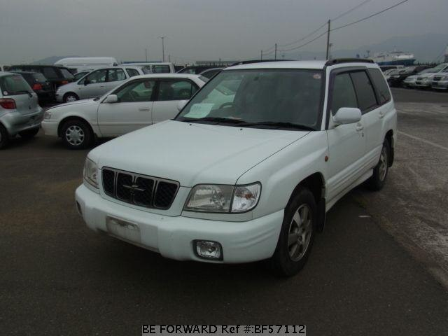 Used 2000 SUBARU FORESTER BF57112 for Sale