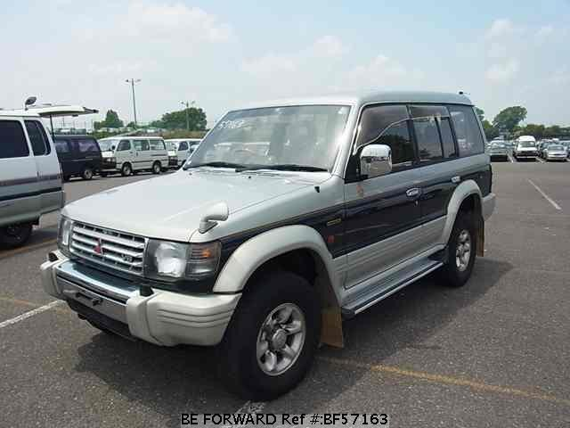 Used 1995 MITSUBISHI PAJERO BF57163 for Sale