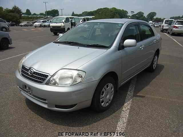Used 2001 TOYOTA COROLLA SEDAN BF57196 for Sale