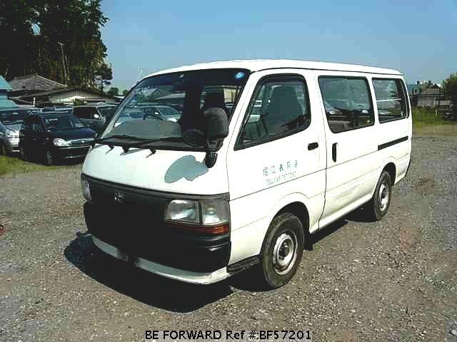 Used 1994 TOYOTA HIACE VAN BF57201 for Sale
