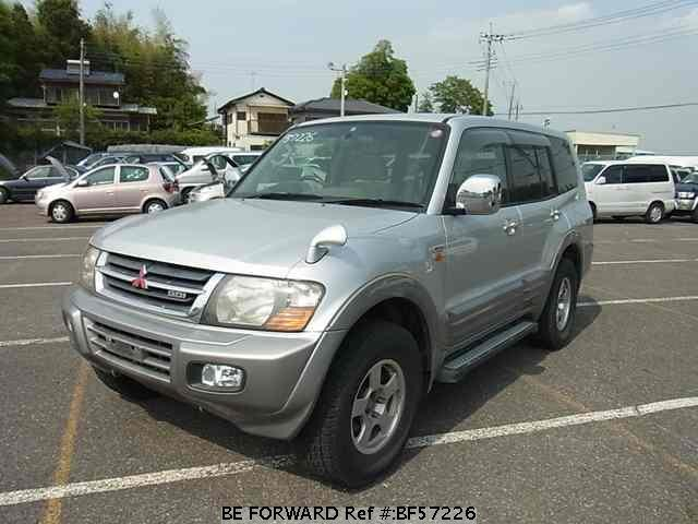 Used 2000 MITSUBISHI PAJERO BF57226 for Sale