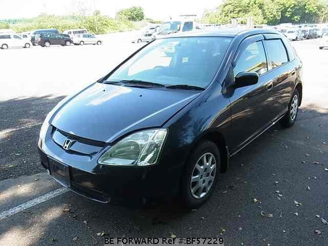Used 2003 HONDA CIVIC BF57229 for Sale