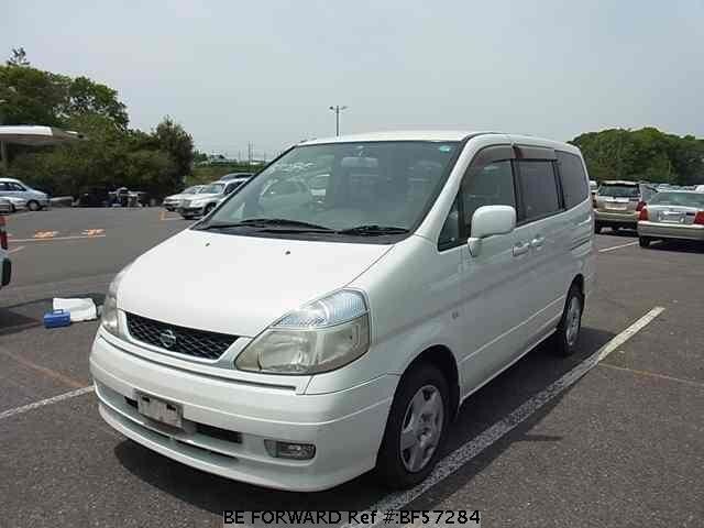 Used 2001 NISSAN SERENA BF57284 for Sale
