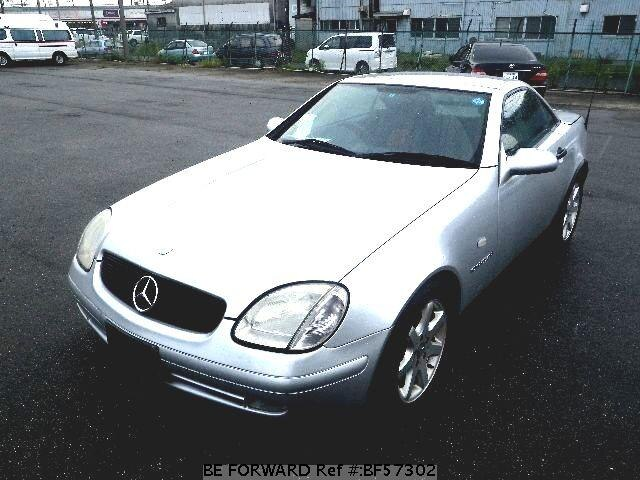 Used 1998 MERCEDES-BENZ SLK BF57302 for Sale