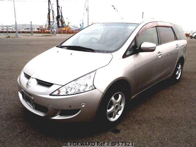 Used 2003 MITSUBISHI GRANDIS BF57321 for Sale