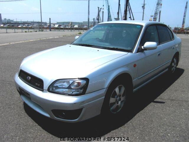 Used 2003 SUBARU LEGACY B4 BF57324 for Sale