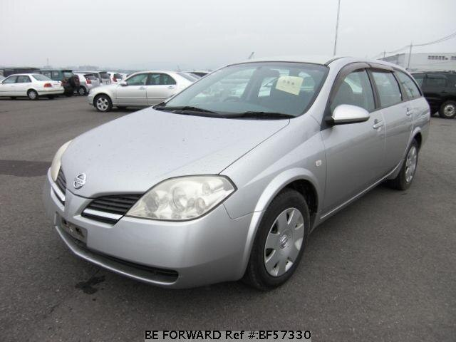 Used 2001 NISSAN PRIMERA WAGON BF57330 for Sale
