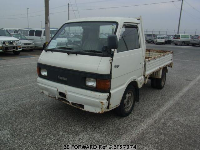 Used 1991 MAZDA BONGO TRUCK BF57374 for Sale