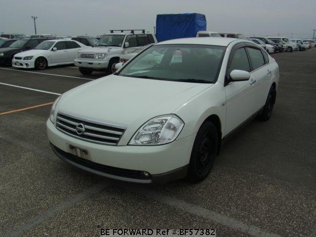 Used 2005 NISSAN TEANA BF57382 for Sale
