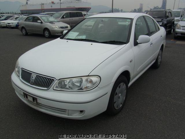 Used 2005 NISSAN BLUEBIRD SYLPHY BF57401 for Sale