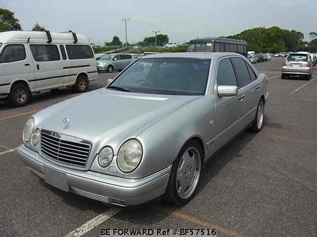 Used 1997 MERCEDES-BENZ E-CLASS BF57516 for Sale