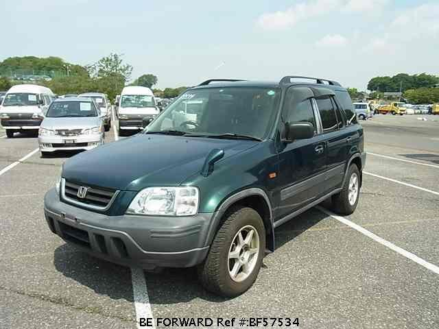 Used 1996 HONDA CR-V BF57534 for Sale