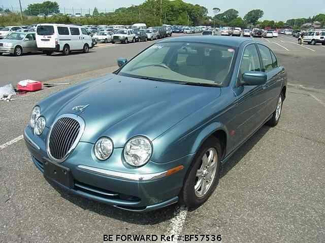 Used 2000 JAGUAR S-TYPE BF57536 for Sale
