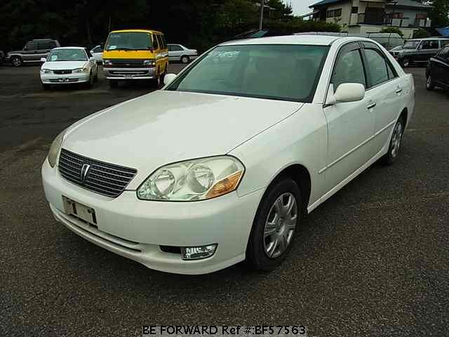 Used 2001 TOYOTA MARK II BF57563 for Sale