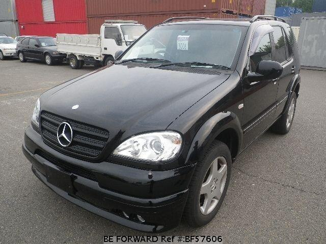 Used 1999 MERCEDES-BENZ M-CLASS BF57606 for Sale