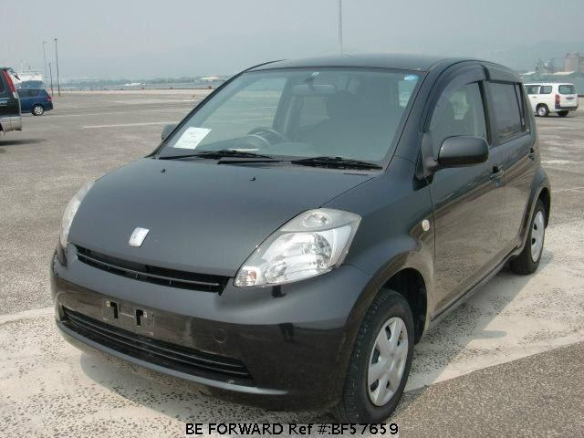 Used 2005 TOYOTA PASSO BF57659 for Sale