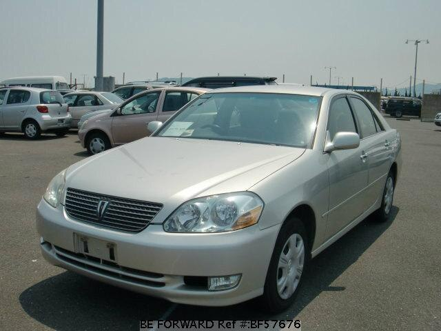 Used 2001 TOYOTA MARK II BF57676 for Sale