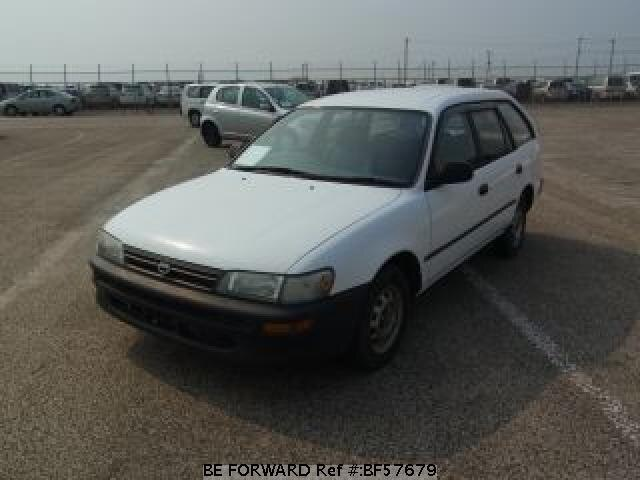 Used 1995 TOYOTA COROLLA VAN BF57679 for Sale
