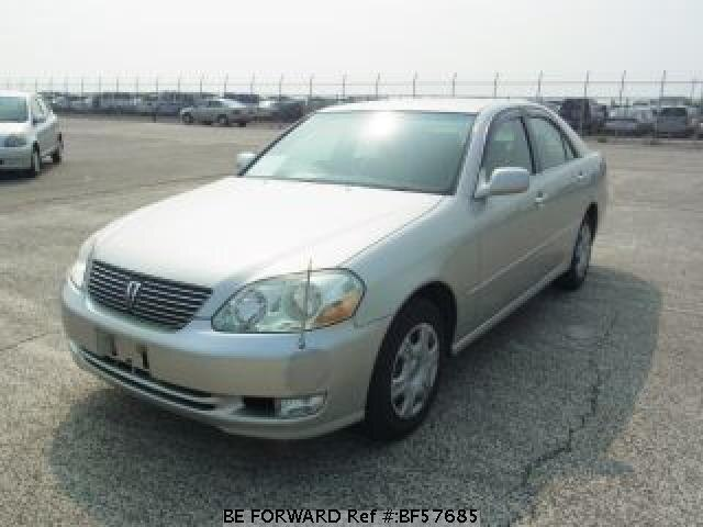 Used 2001 TOYOTA MARK II BF57685 for Sale
