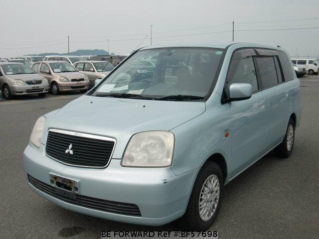Used 2002 MITSUBISHI DION BF57698 for Sale