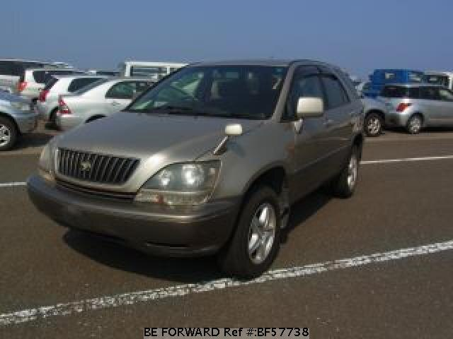 Used 1998 TOYOTA HARRIER BF57738 for Sale