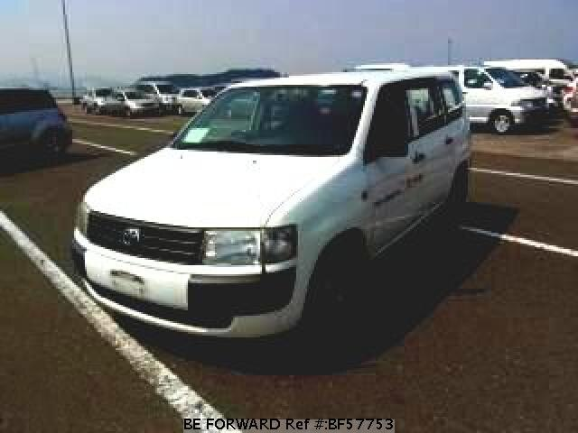 Used 2005 TOYOTA PROBOX VAN BF57753 for Sale