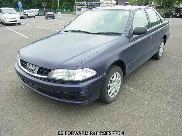Used 1998 TOYOTA CARINA BF57754 for Sale