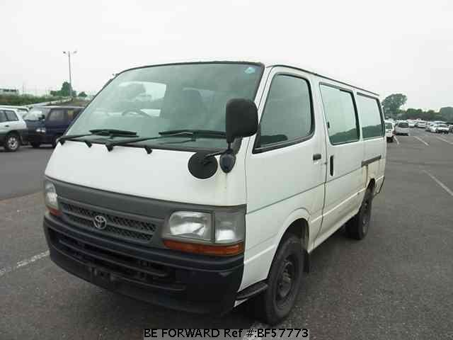 Used 2000 TOYOTA HIACE VAN BF57773 for Sale