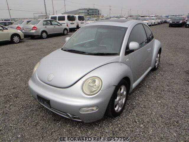 Used 2003 VOLKSWAGEN NEW BEETLE BF57796 for Sale