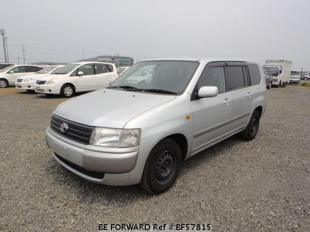 Used 2004 TOYOTA PROBOX VAN BF57815 for Sale