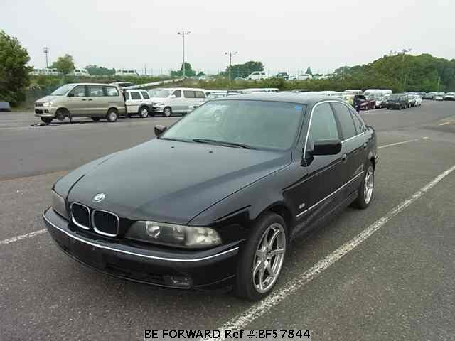 Used 1997 BMW 5 SERIES BF57844 for Sale