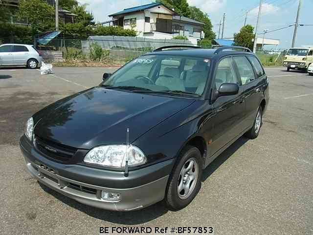 Used 1999 TOYOTA CALDINA BF57853 for Sale