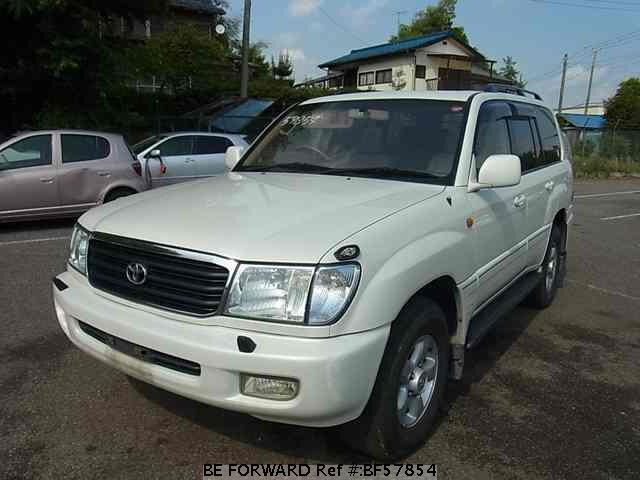 Used 1998 TOYOTA LAND CRUISER BF57854 for Sale