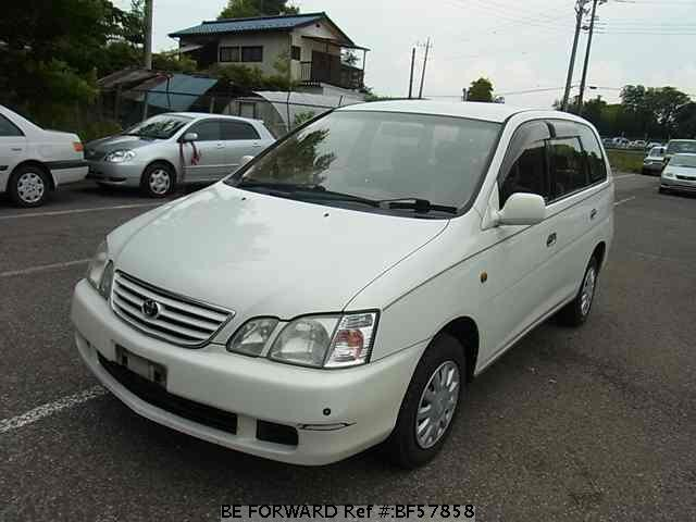 Used 1999 TOYOTA GAIA BF57858 for Sale
