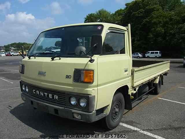 Used 1984 MITSUBISHI CANTER BF57862 for Sale