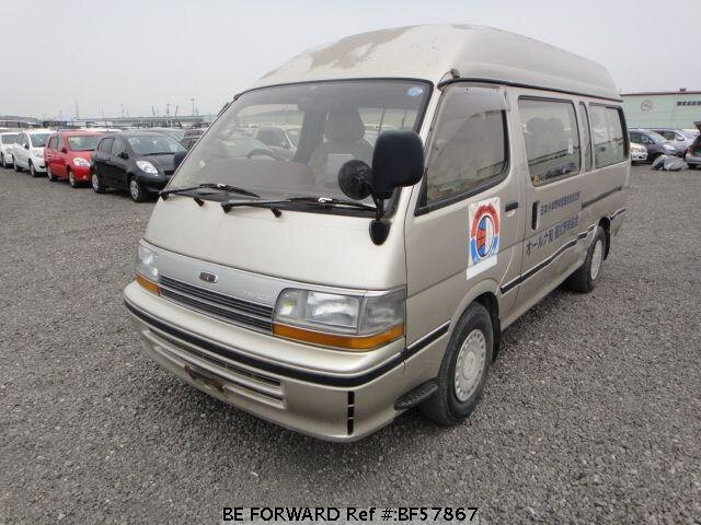 Used 1992 TOYOTA HIACE WAGON BF57867 for Sale