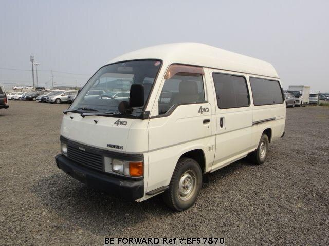 Used 1992 NISSAN HOMY VAN BF57870 for Sale