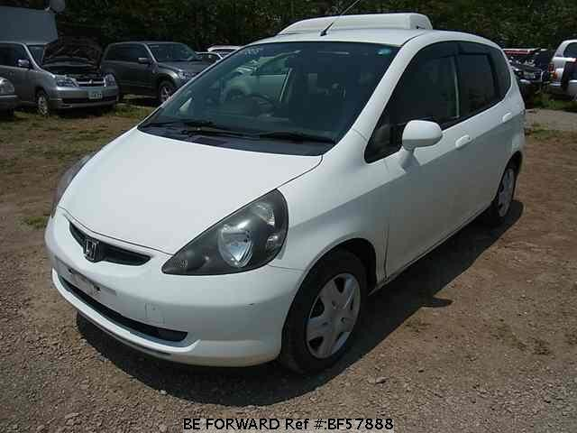 Used 2001 HONDA FIT BF57888 for Sale