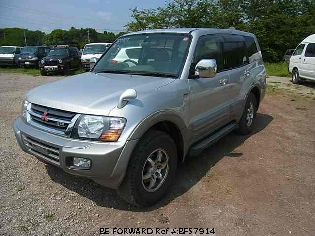Used 2000 MITSUBISHI PAJERO BF57914 for Sale