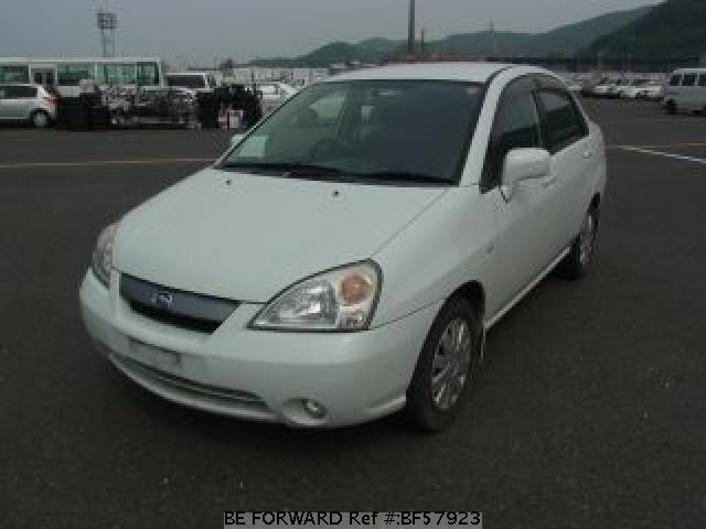 Used 2002 SUZUKI AERIO BF57923 for Sale