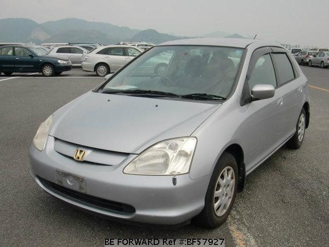 Used 2001 HONDA CIVIC BF57927 for Sale