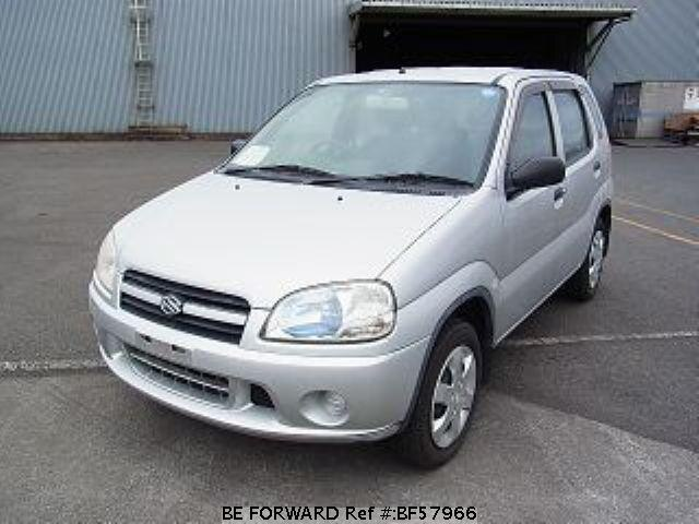 Used 2003 SUZUKI SWIFT BF57966 for Sale
