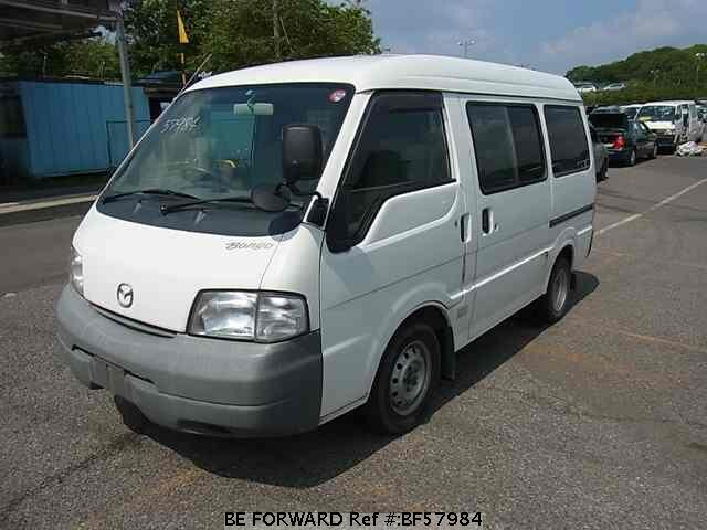 Used 2002 MAZDA BONGO VAN BF57984 for Sale