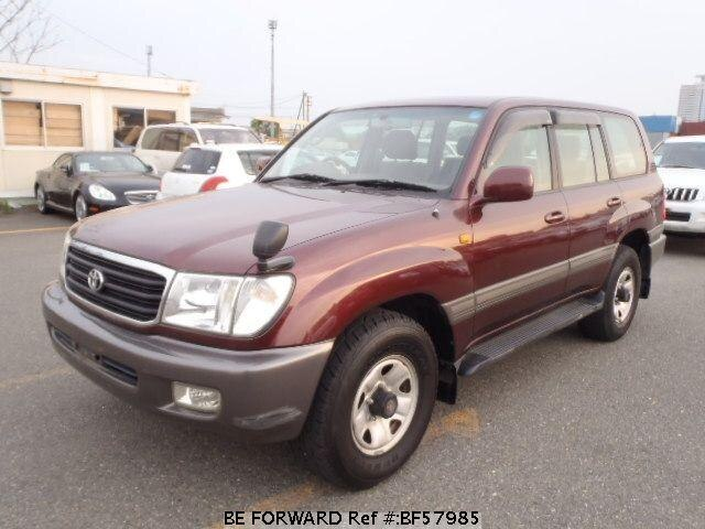 Used 1999 TOYOTA LAND CRUISER BF57985 for Sale