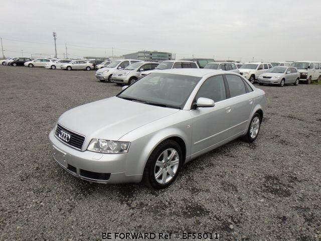 Used 2004 AUDI A4 BF58011 for Sale