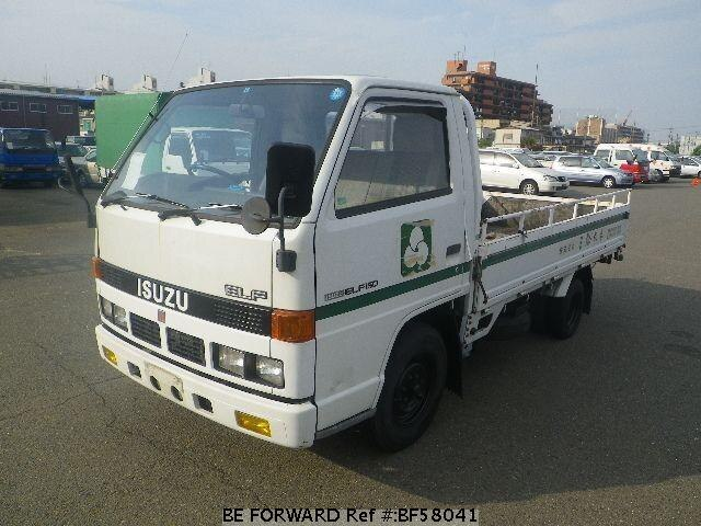 Used 1989 ISUZU ELF TRUCK BF58041 for Sale