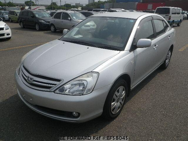 Used 2005 TOYOTA ALLION BF58045 for Sale